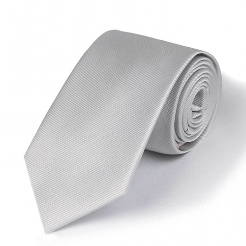 Hoary Arrow Tie for Men Business Wedding in Gift Box