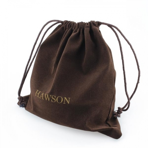 Brown Flannel bag